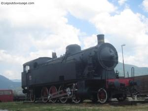 Aller en Slovénie en train
