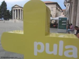 Visiter Pula
