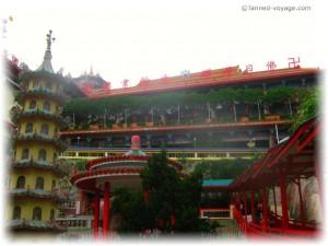Temple de Kek Lok Si en Malaisie