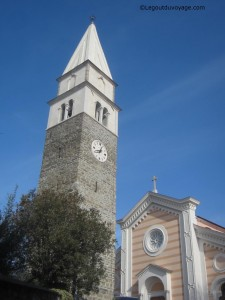 Eglise Saint Mavra et son Campanile