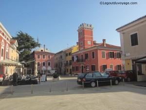 Mairie Novigrad - Croatie