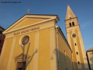 Eglise de la Mère de la Miséricorde - Buje