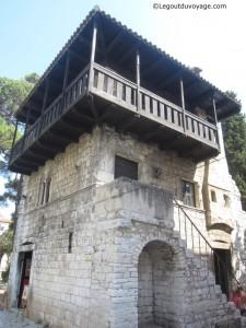 Maison de Marafor du 13ème siècle