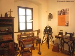 Musée du Christianisme à Sticna en Slovénie