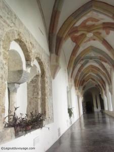 Cloitre voûté Stična