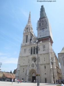 Cathédrale de Zagreb