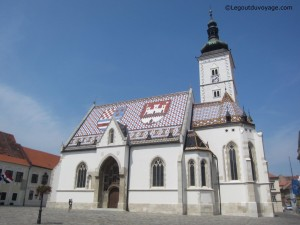 Eglise Saint-Marc – Zagreb