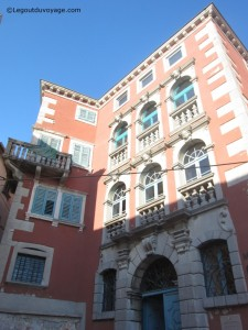 Le Palace Baroque de la famille Battiala-Lazzarini