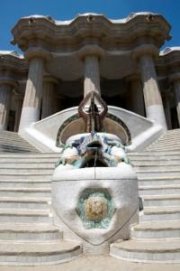 Salamandre du Parc Guell - Barcelone