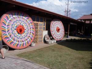 Sarchi charette Costa Rica