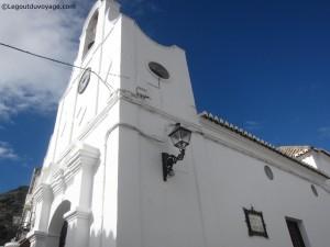Eglise du 17ème siècle – Mijas