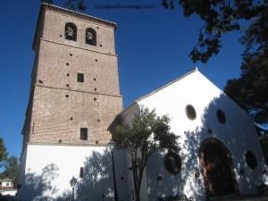 Eglise de l'Immaculée Conception -  Mijas