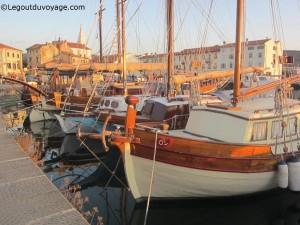 Les 5 meilleurs restaurants de poisson de la côte adriatique slovène