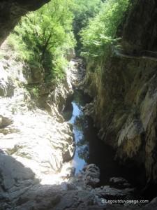 Grottes de Škocjan - Divača