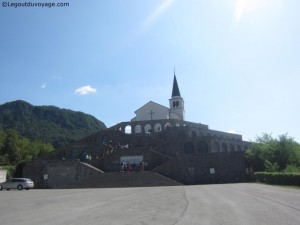 Eglise Saint-Antoine - Ossuaire italien - Kobarid