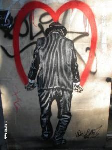 RueScarron : Nick Walker, un artiste urbain au grand coeur