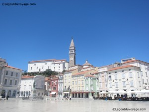 Place Tartini - Piran