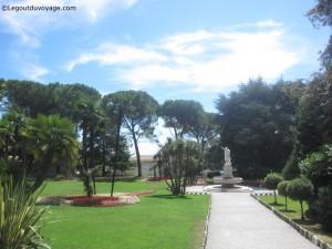 Parc Saint Jacob – Opatija – Croatie