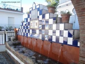 Fuente y Lavadero el Chorro – Istan