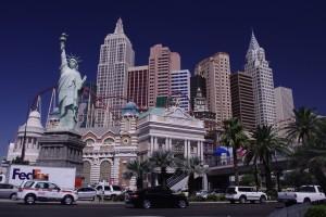 Hôtel New-York New-York à Las Vegas