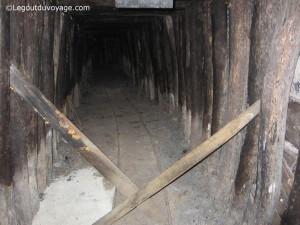 La mine d'Idrija