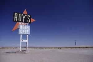 Le Roy's Café sur la mythique Route 66