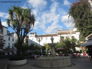Plaza de los Naranjos – Visiter Marbella