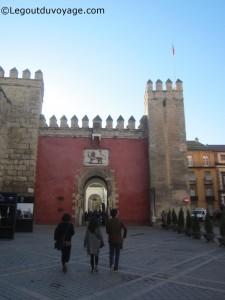 Alcazar de Séville