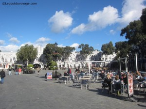 Casemates Square - Gibraltar