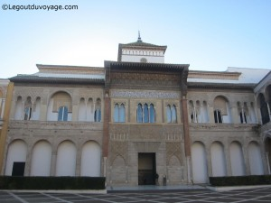 Palais Mudéjar - Alcazar de Séville