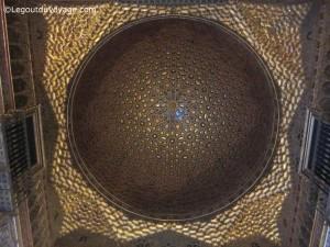 Salle du trône - Palais Mudéjar