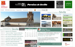 Site officiel du tourisme à Séville