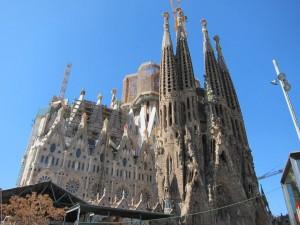 Vivre à Barcelone - Sagrada Familia