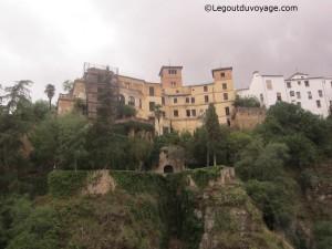Visiter Ronda - Maison du Roi Maure