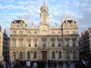 Week-end à Lyon - Hôtel de ville