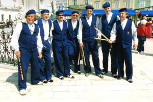 Equipe de Pandolo de Piran