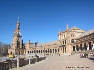 Palais de la Place d'Espagne