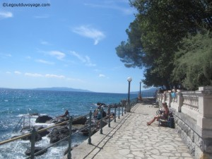 Mer adriatique - Opatija