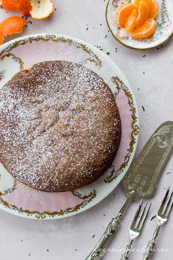 gâteau aux clémentines nigella lawson