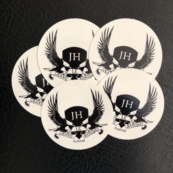 Stickers le grand banquet festival