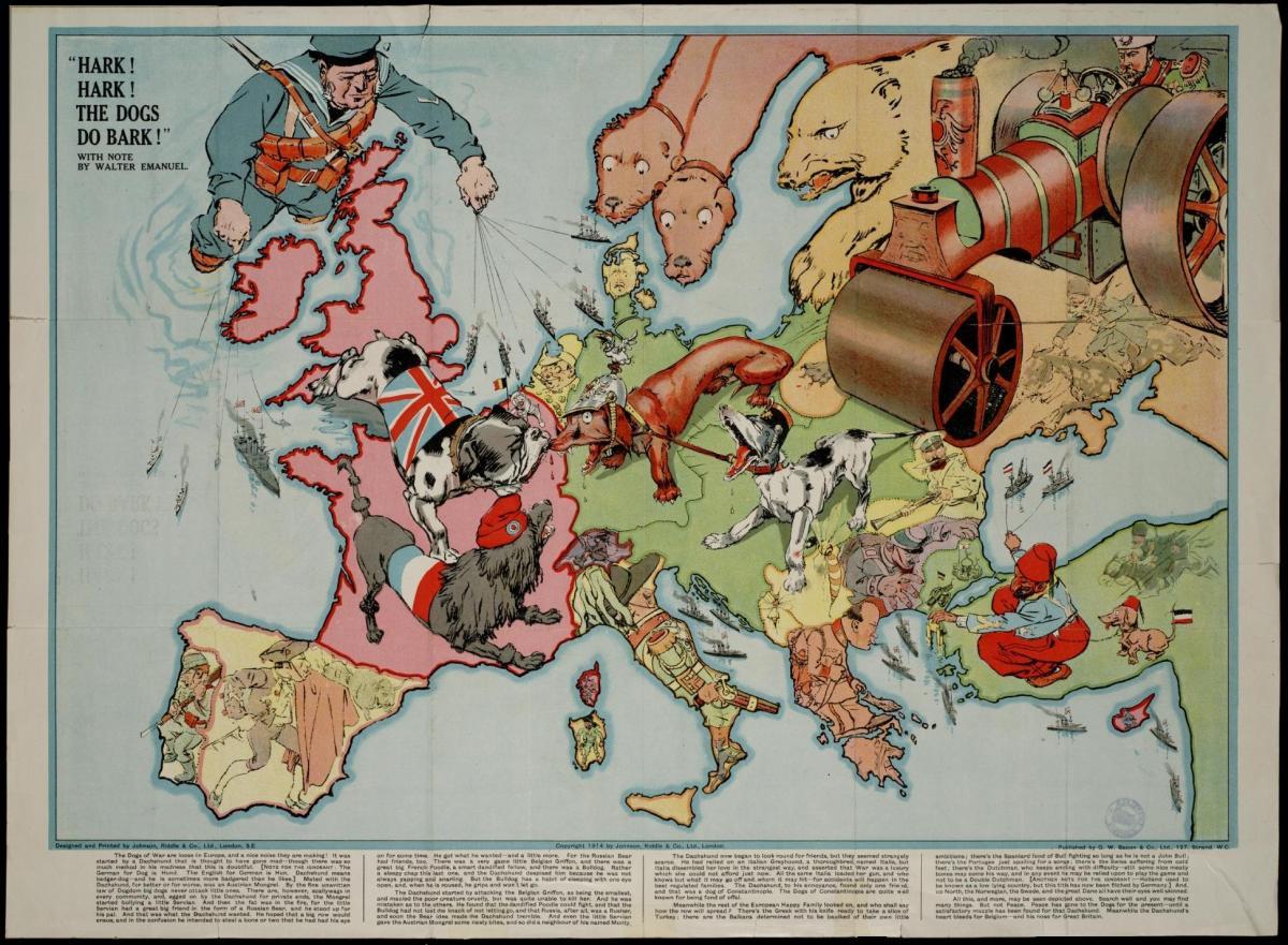 L'introuvable identité européenne