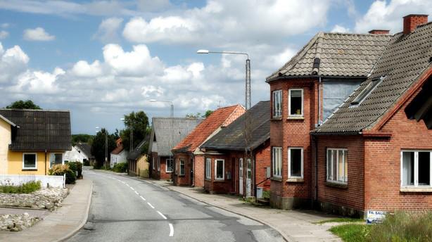 Le Danemark périphérique
