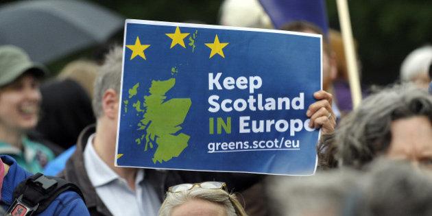 L'Écosse se tourne vers le Nord