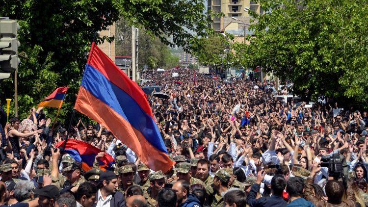 La révolution arménienne