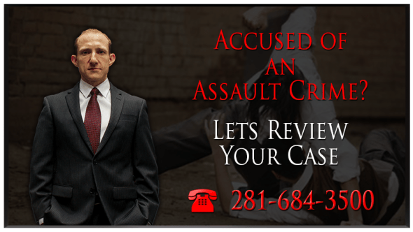 Assault - Houston Criminal Defense Attorney