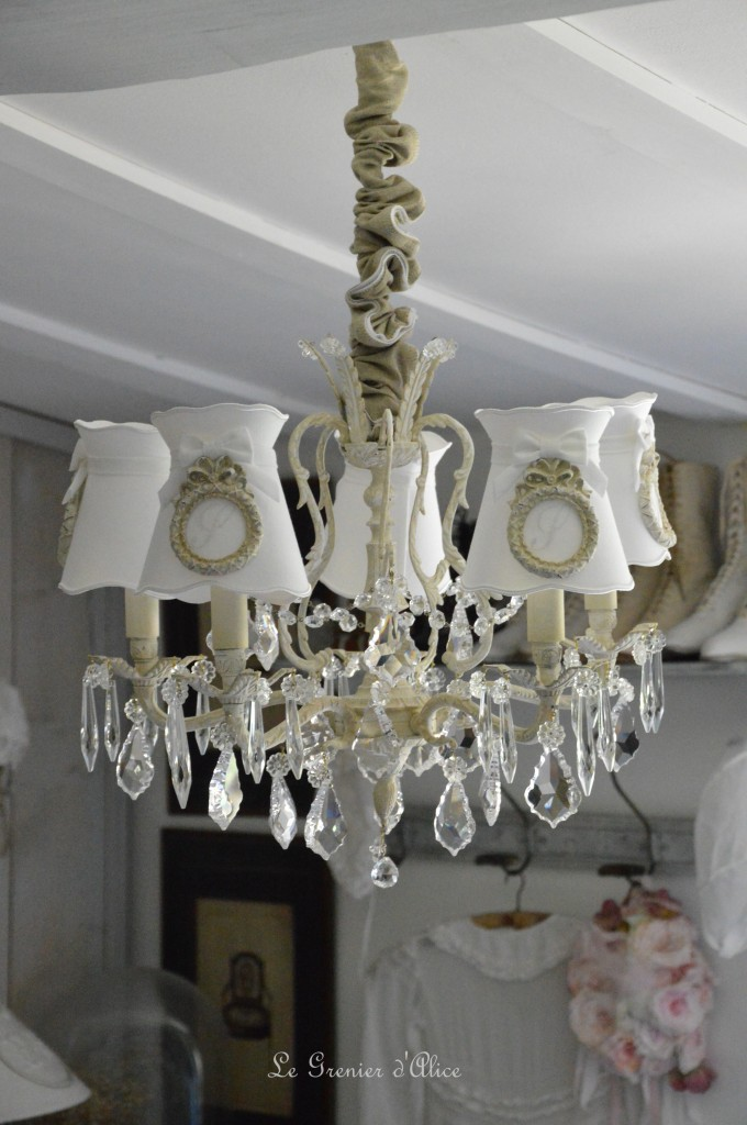Attache Pampille Lustre Best Grand Lustre Pampilles