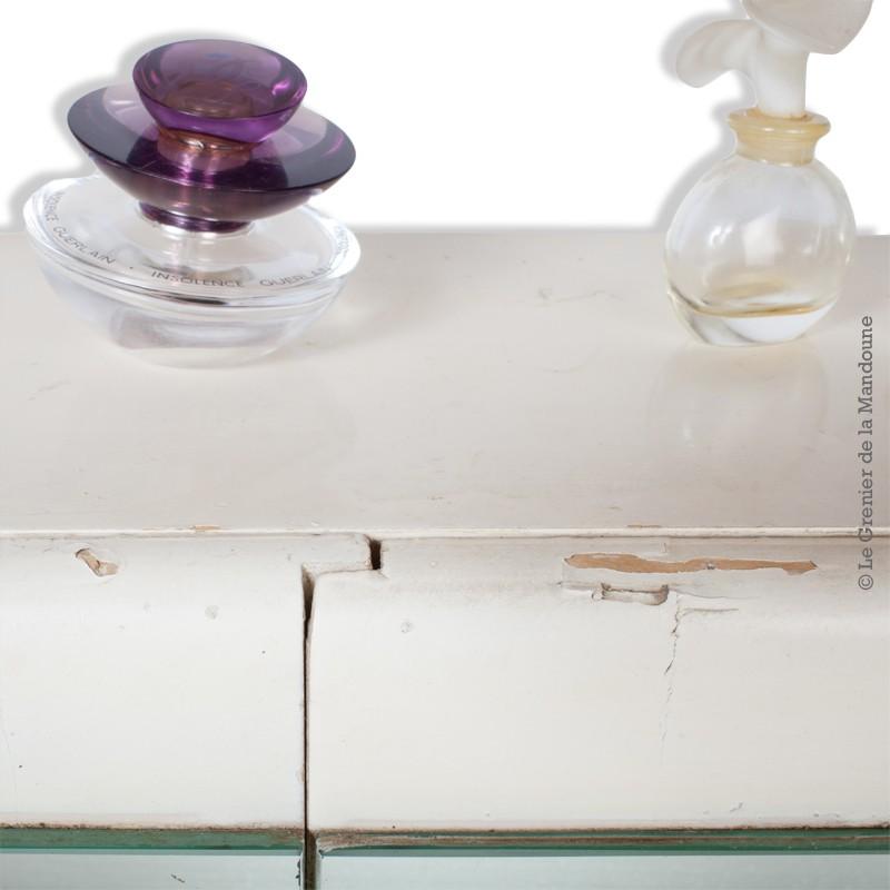 Ancienne Armoire De Toilette En Bois Pharmacie Marque