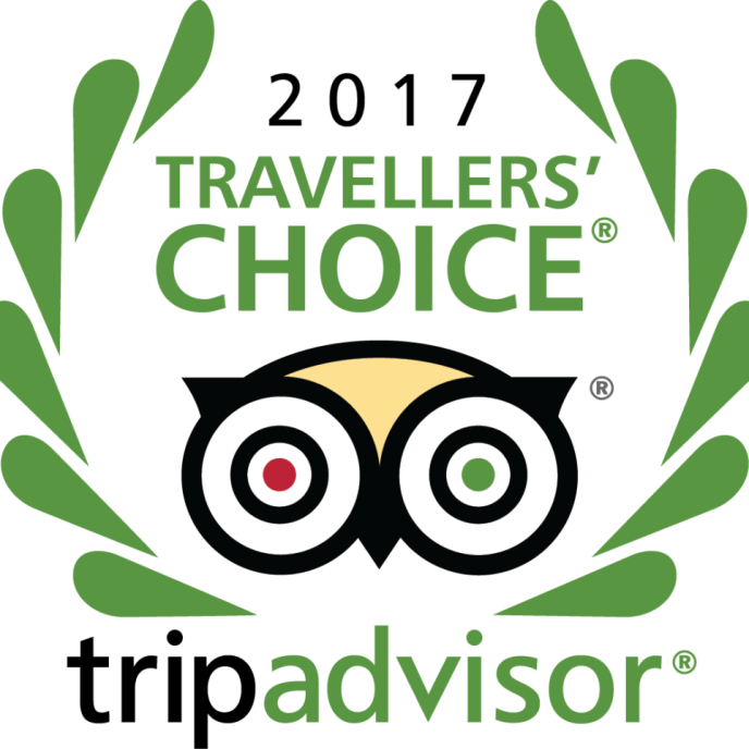 Travellers Choice Awards 2017