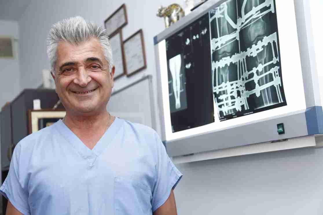 Arshak Mirzoyan - Limb Lengthening YCLLR