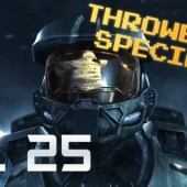 Halo 5 Funny and Lucky Moments Ep. 25 — THROWBACK SPECIAL!!